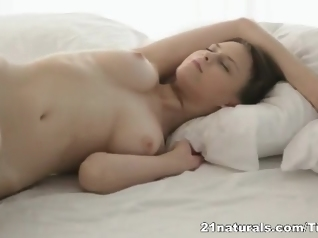 blowjob brunette reality