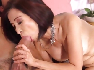 anal asian granny