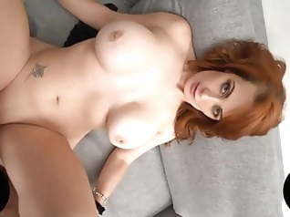 amateur redhead squirting