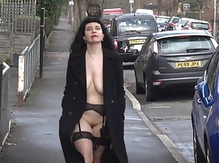 amateur public nudity flashing
