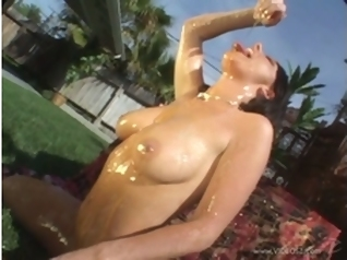 brunette blowjob doggystyle