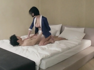asian korean natural tits