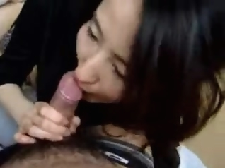 amateur korean blowjob