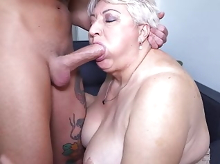 blowjob bbw mature