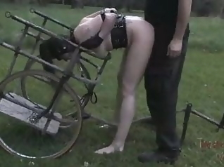 bdsm old & young bondage