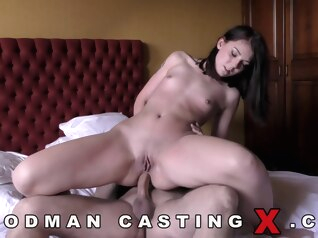 anal casting double penetration
