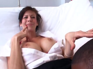 big cock brunette hd