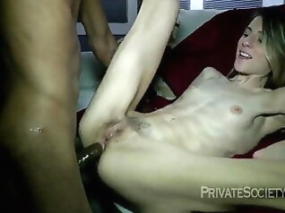 anal mature interracial